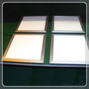 LED Indoor Panel Light Energy Saving CE/RoHS/FCC Approval 600X600mm Dimmable