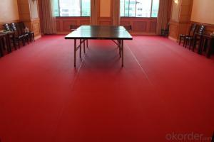 PVC Flooring for Indoor Sports Flooring, 6817