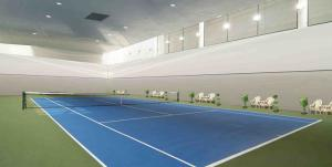 PVC Flooring for Indoor Sports Flooring, 6813