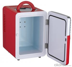 Thermoelectric Cooler and Warmer Mini Fridge 5L