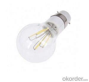 LED FILAMENT LAMP DIMMABLE BULB 4W NEW DEVELOPMENT