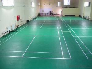 PVC Flooring for Indoor Sports Flooring, 6818