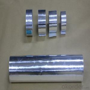 Thermal Insulation HVAC Sector Duct Adhesive Aluminum Foil Tape