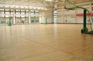PVC Flooring for Indoor Sports Flooring, 6815