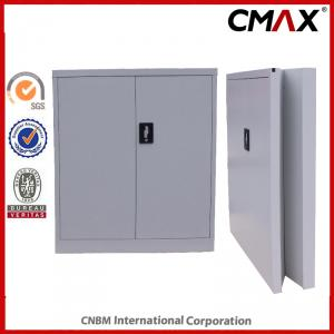 Steel Folding Cabinet Metal Office Filing Cabinet Half Height 900mm High Quality