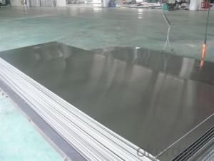 Mirror Diamond Embossed Aluminum Plate/Sheet 3003/5005/ 5052/5754