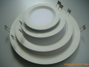 LED PANEL LIGHT 15W ROUND ceiling light ce rohs emc iec