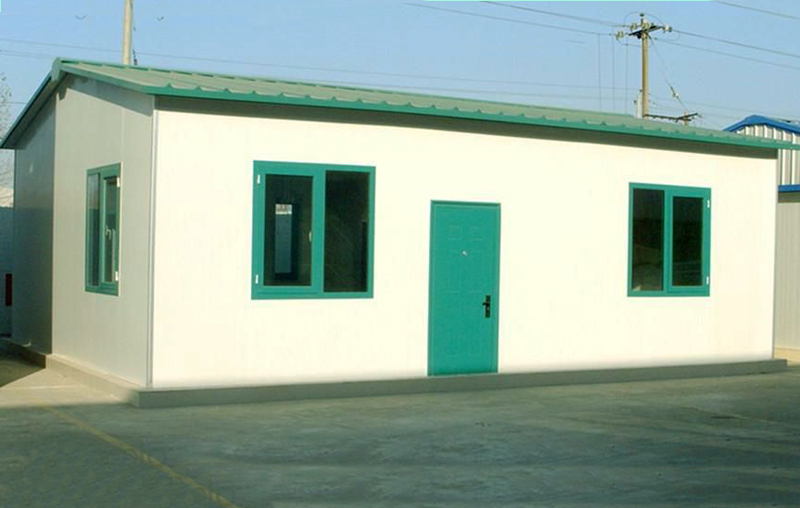Sandwich Panel House Prefabricated House