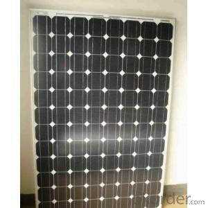 CNBM Mono Solar Panel 265W A Grade with Factory Price