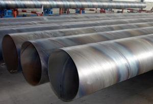 SSAW steel pipe from CNBM China to the world around