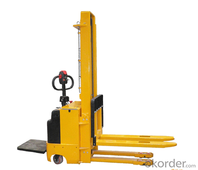 Hand Stacker -- SFH10/15/D10 manual with forklift