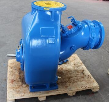 CN-10 Type Self Priming Trash Pump for Truck