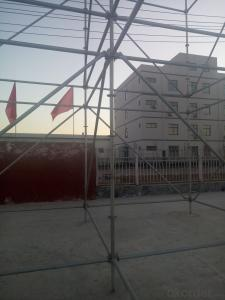 Ringlock Scaffolding and Cup Lock Scaffolding in China Markets