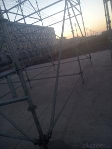Ringlock Scaffolding and Its Accessories in China Markets