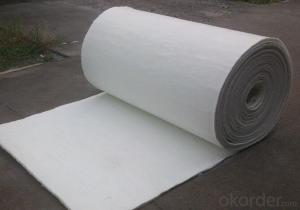 Pure White Chinese Factory Produced Silica Aerogel Insulation Blanket
