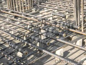 Steel Coupler Rebar Steel Made in Jiangsu China in Good Price