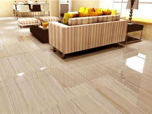 Full Polished Glazed Porcelain Tile Series  600 MWH001