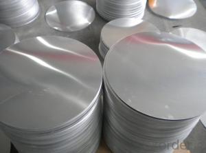 Metal Circle Sheet Aluminum Sheet Punching Disc DC CC Technology For Press Cookware