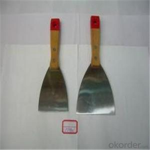 Stainless Steel Putty Knife Scraper Supplied by China