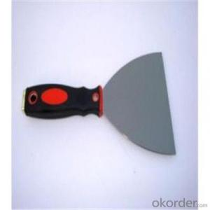 Plastic Handle Putty Knife/Putty Knife Scraper