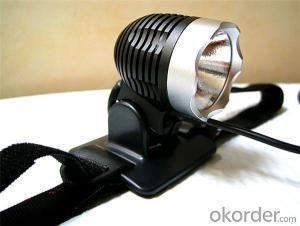 Headlamp 10W XML High Power Aluminum Zoomable Rechargeable 1000 Lumen