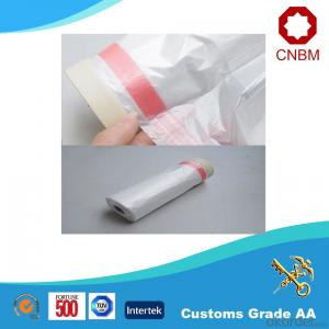 Masking Film PE Car Paint China Factory Hot