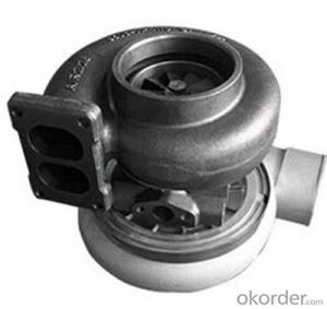 Turbocharger Application Komatsu KTR110 Turbo 6505-65-5030