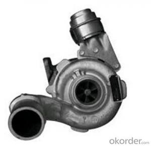 Turbocharger GT1749V 708639-5007S 708639 for Renault Laguna II 1.9 dCi
