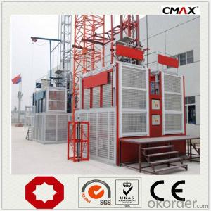 Buidling Hoist High Welding and Painting Quality