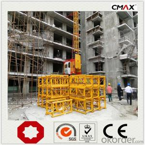 Buidling Construction Hoist Max Erection Height 250M
