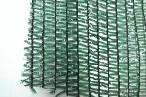 Sun Shade Net 4x50m Roll Green Made in China
