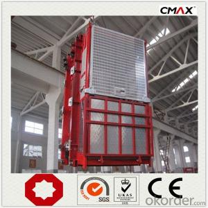 Construction Hoist  Max Lifting Capacity 1000KG