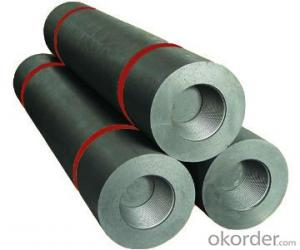 High Density SHP Grade Graphite Electrode with Nipples