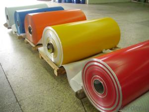 PE Coated Aluminium Coil ​for Making Vehicle Body