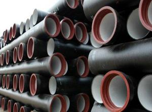 Ductile Iron Pipe ISO2531and EN545 Standards