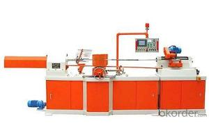 Multi-blade Spiral Paper Tube Making Machine