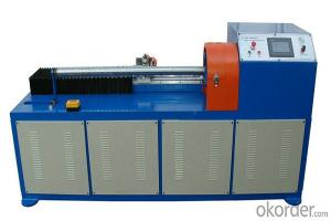 Large Quantity Paper Tube Cutting Machine