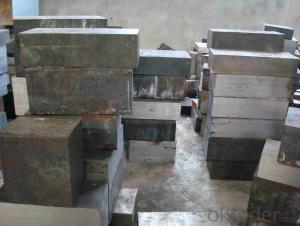 Prime Q275 110mm Square Alloy Steel Billet