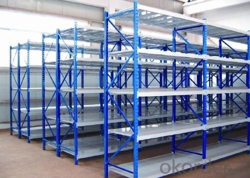 Medium Type Pallet Racking Systems  Warehouse