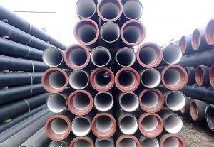 Ductile Iron Pipe of China Class K9 ISO2531