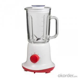 1.0 L Table Blender DZ-2021 Two Speeds and Pulse