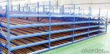 Flow Type Pallet Racking Systems for Warehou