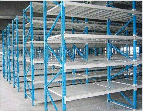 Medium Type Pallet Racking Systems for Warehouse