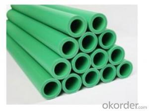 PPR Green Pipes for cold water PN1.25, 20*2.0mm