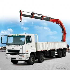CAMC  Truck mounted crane   Car series Hanma H6