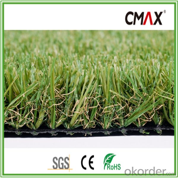 CGL041SY PE Material Outdoor Rooftop Synthetic Grass