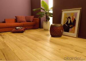 Commercial Non-slip PVC Vinyl Floor Covering 6mm Click