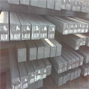 Square steel billet size from 120mm to 150 mm
