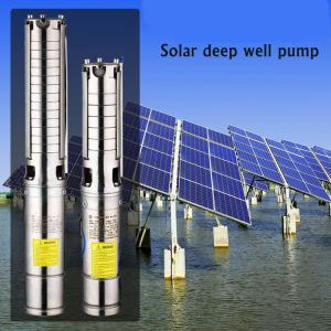 Solar Submersible Pumps Solar Water Pumps