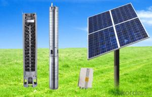 Solar Pump Controller Solar Irrigation Pump